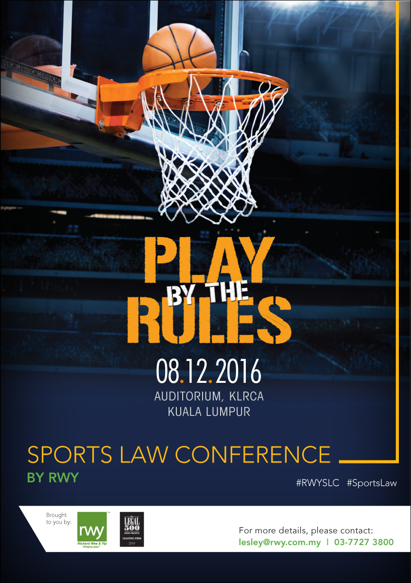 RWY Sports Law Conference 2016