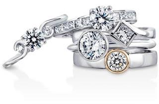 new Designed Platinum Rings