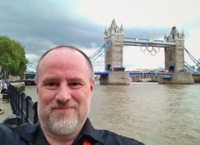 Selfie at Tower Bridge London