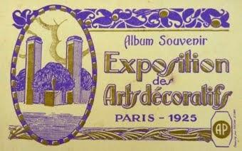 Expo Arts Déco 1925