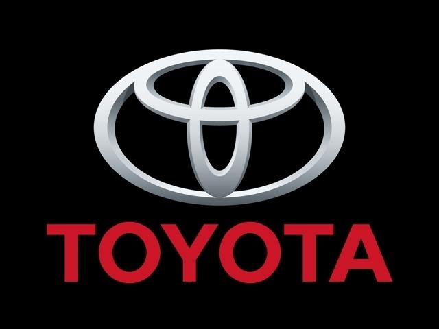 Toyota Logo Auto Cars Concept