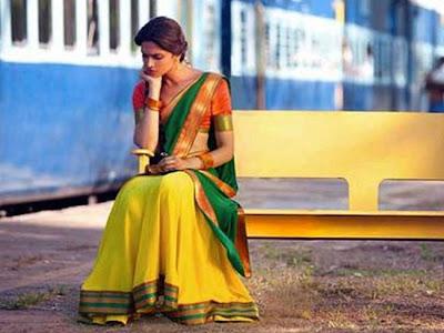 Bollywood Photo Blog: Deepika padukone in Chennai express ...