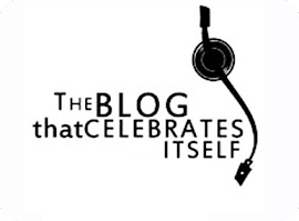 The Blog That Celebrates Itself.