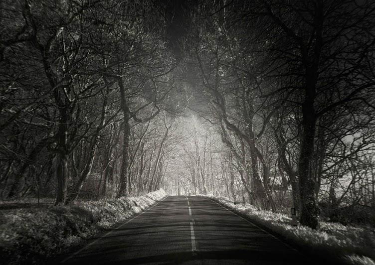 شهد صور اكثر طرق مظلمة ومرعبة حول العالم