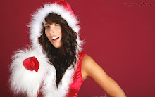 Wallpaper santa claus sexi