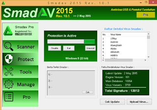 Smadav Versi 10.1 Free Full Download