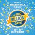 Flipkart's Big Billion Days are BACK !