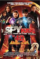 Spy Kids 4: Todo el tiempo del mundo (2011) online y gratis
