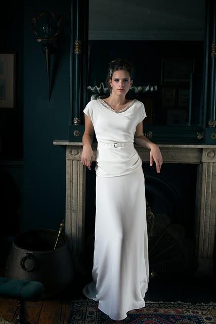Vintage Wedding Dress of the Week: 'Bette' 1940s starlet ...