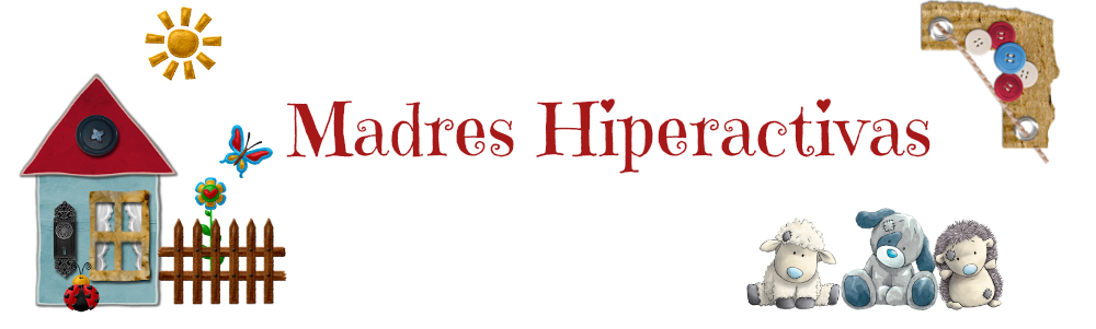 MADRES HIPERACTIVAS