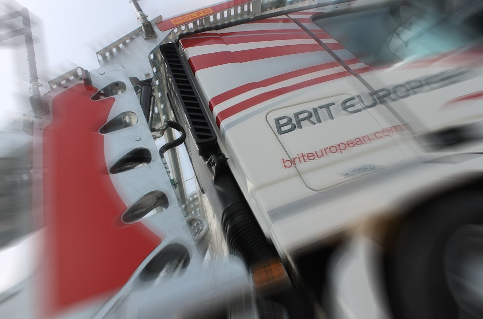 Brit European and the world of logistics