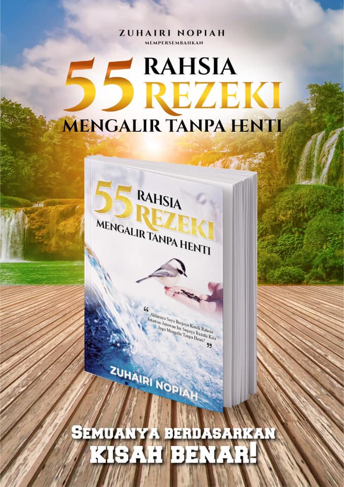 55 rahsia rezeki mengalir tanpa henti