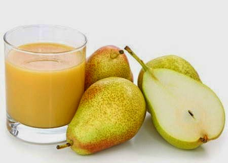 Pear Drink Recipe - (Nước Lê)