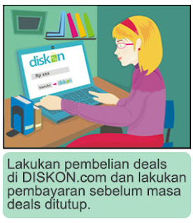 Blog Review Competition 2012 Diskon.com