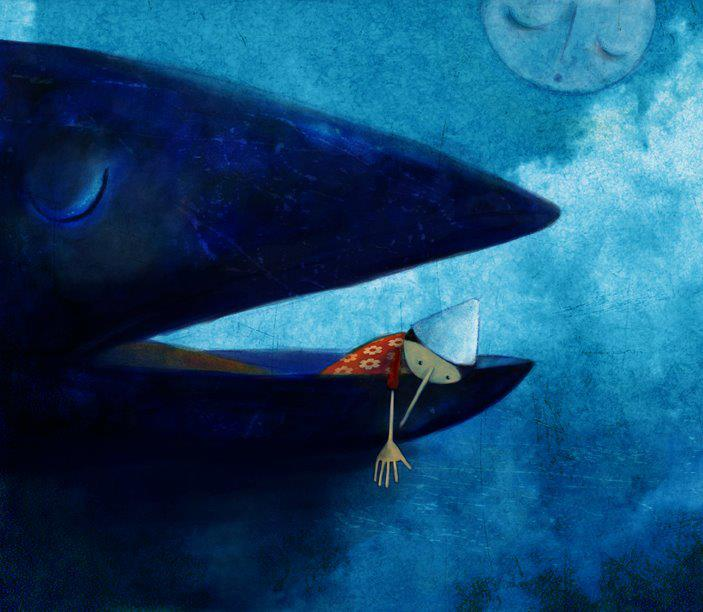 pinocchio balena