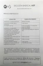 PERMISOS RETRIBUIDOS
