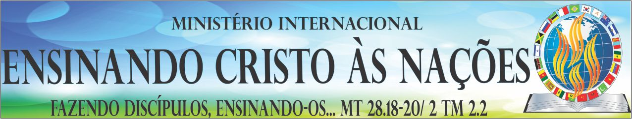 Ministério Internacional Ensinando Cristo às Nações