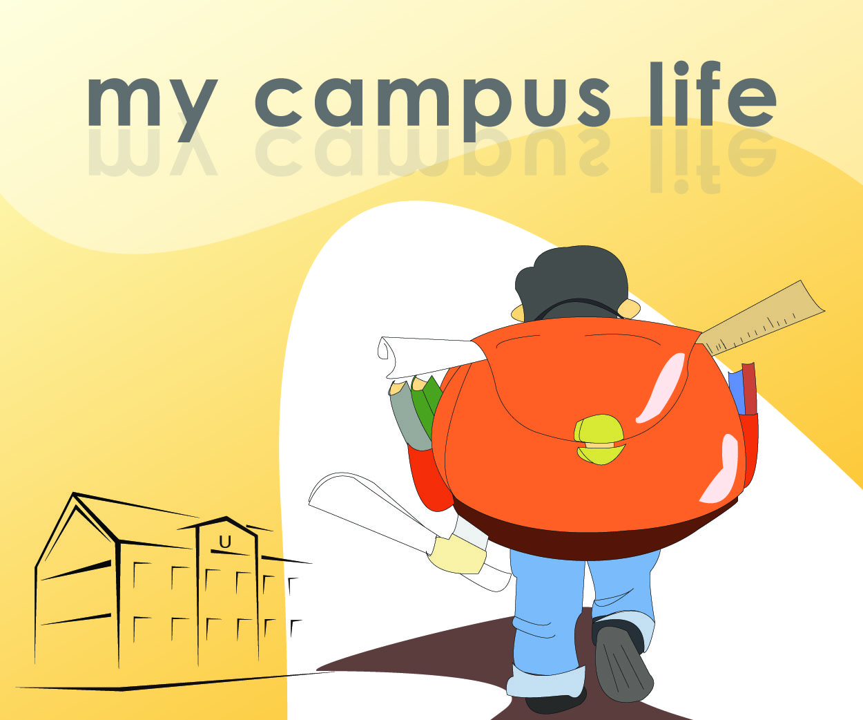 my campus life Campus life essaysmany students expect their life, on their own, to be paradise living free of their parent's reign, students move into dormitories [a resident hall.