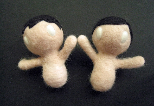 Felted Bodies