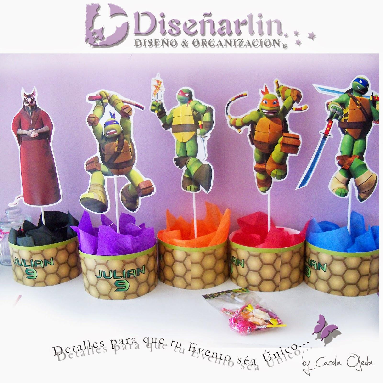 tortugas ninjas cumpleaos ideas originales guaymallen mendoza