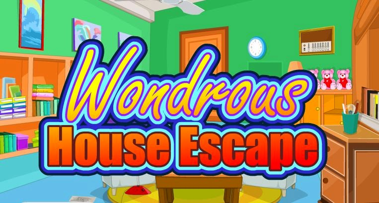 TheEscapeGames Wondrous House Escape Walkthrough