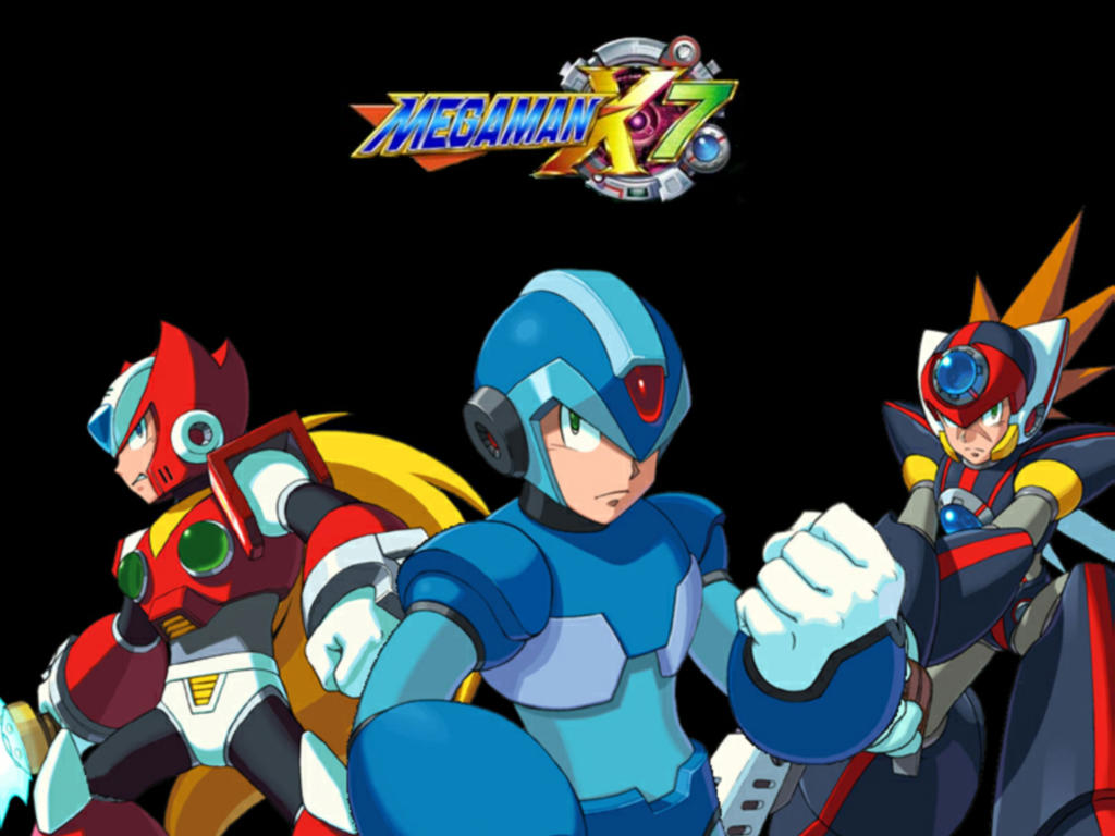 Megaman HD & Widescreen Wallpaper 0.00728971451520444