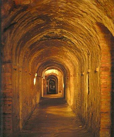 torino gallerie sotterranee