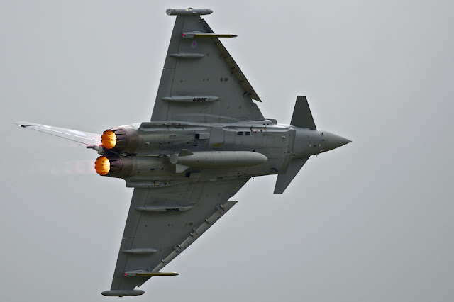 Eurofighter Typhoon delta