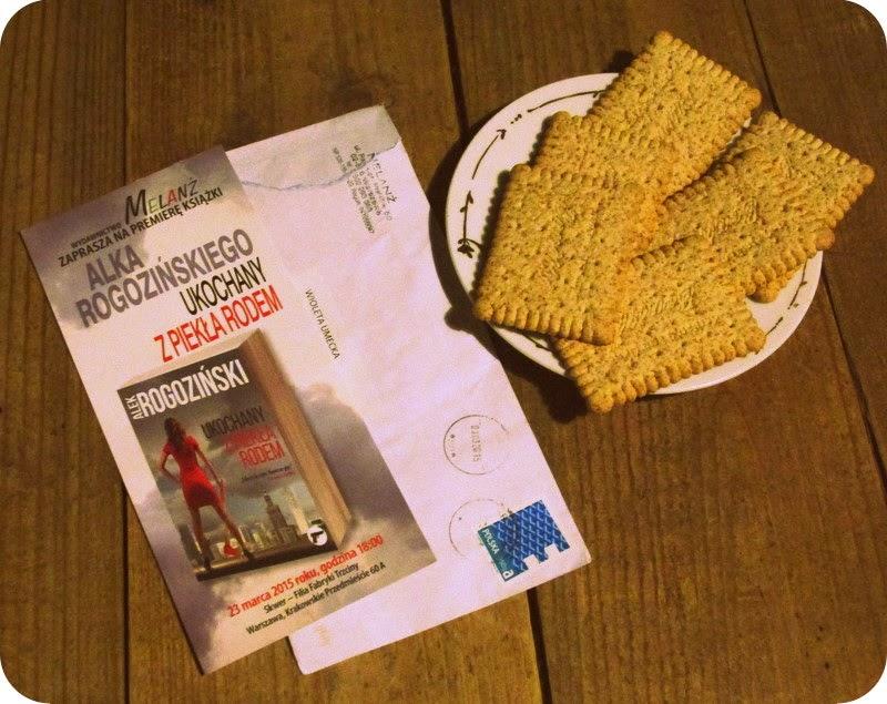 Spotkanie z Alkiem Rogozińskim i premiera jego książki!