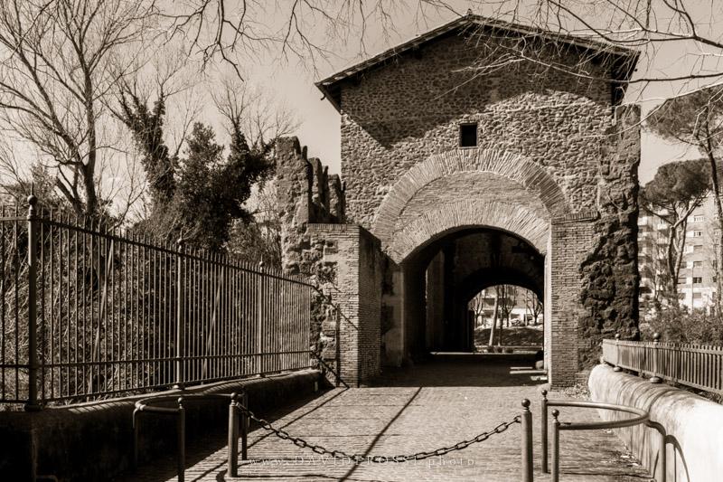 Ponti che uniscono - Ponte Vecchio Via Nomentana Roma