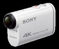 كاميرا 4K Action من Sony