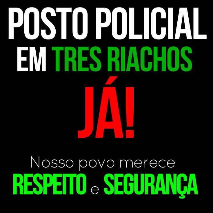 TRÊS RIACHOS MERECE!