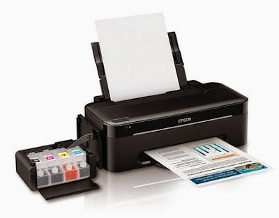 Epson L200 Printer Drivers Download