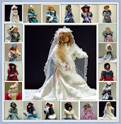 Victorian Ladies Dolls