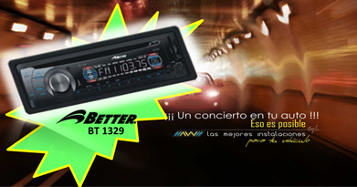Radio Better BT 1329