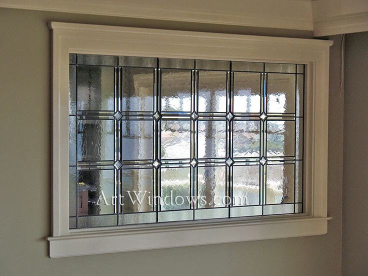 stained glass basement windows solutions