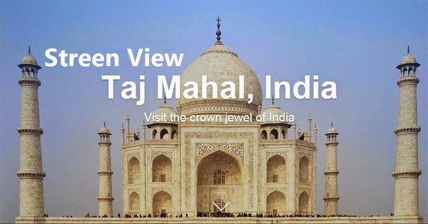 Taj Mahal Street View India, Google Maps Street View Taj Mahal Located at Agra, Taj Mahal HD View Google, Taj Mahal visit the crown jewel of India, Taj Mahal India Street View, Taj Mahal Entry Street View
