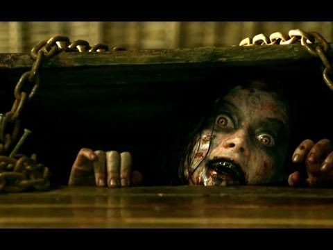 RISE AND FIGHT!: Evil Dead 2013