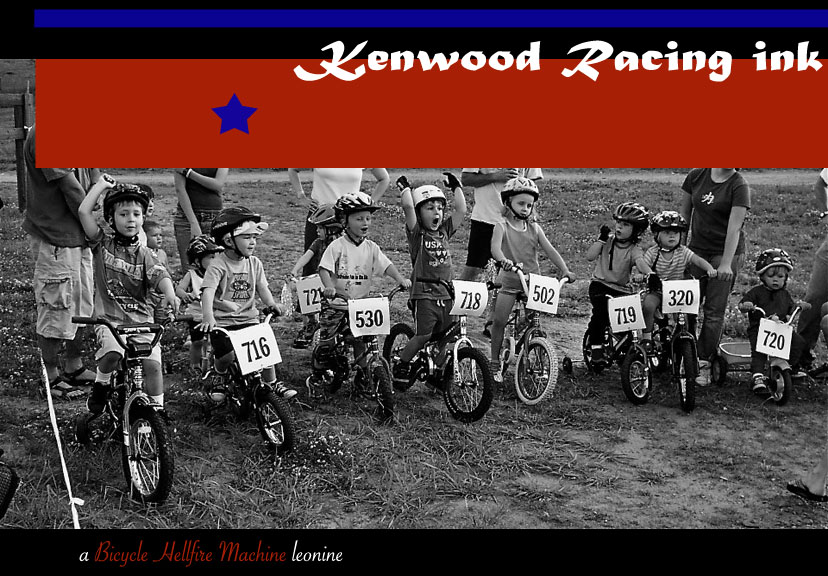 Kenwood Racing Ink