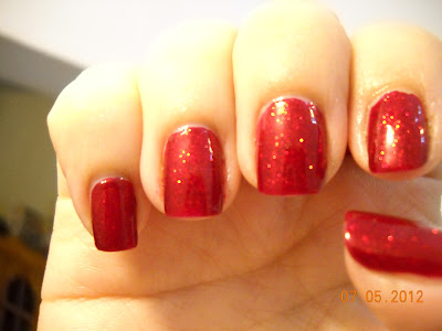 ruby pumps china glaze nails uñas nail polish esmaltes