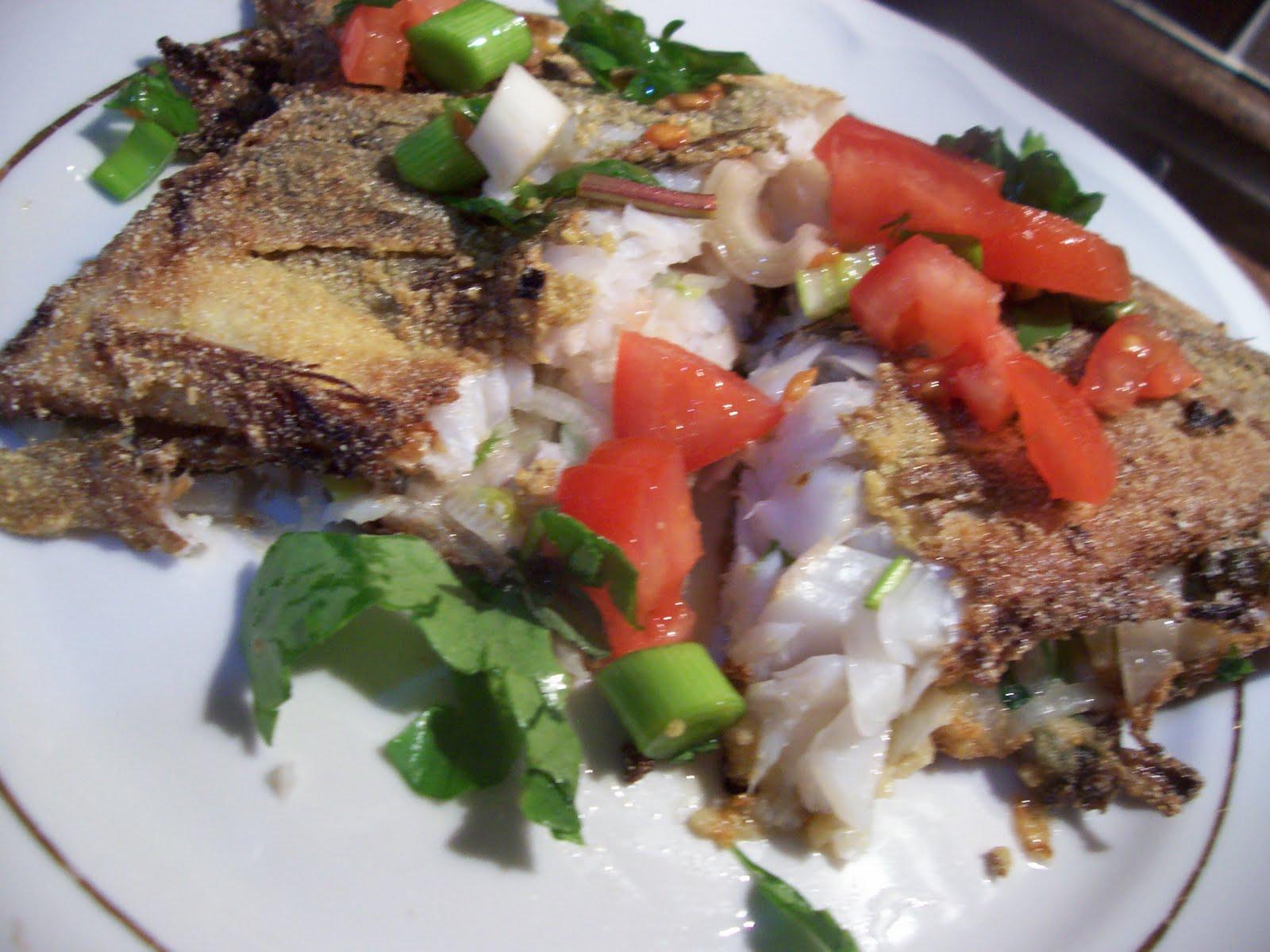 Mezgit Balığı Kavurması Tarifi