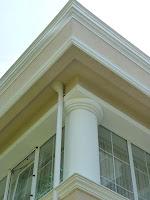 Ornamente Polistiren pentru Fatada Casa. Baghete Polistiren, Ancadramente Polistiren, Coloane Polistiren, Montat Profile Fatada, Profile Decorative Exterior