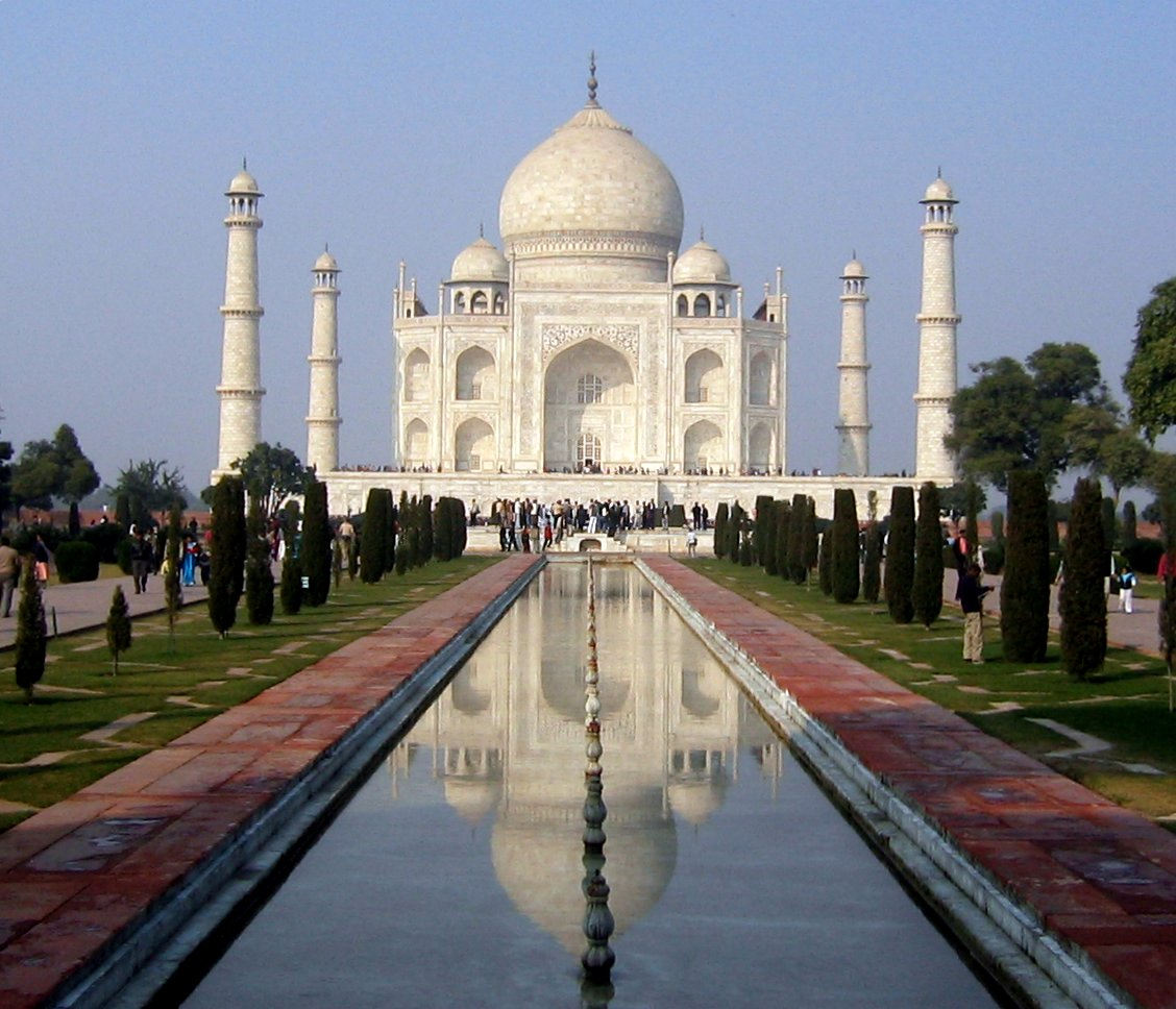 Phoebettmh travel india golden triangle tour delhi for Architecture inde