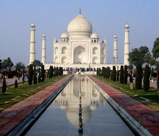 Taj Mahal_Agra