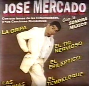 Pepe Mercado, el rey de las enfermedades