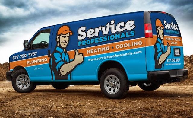 best plumbing service design, best plumbing service truck design