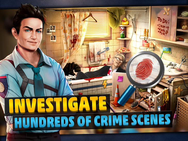 Criminal Case Free App Game By Pretty Simple