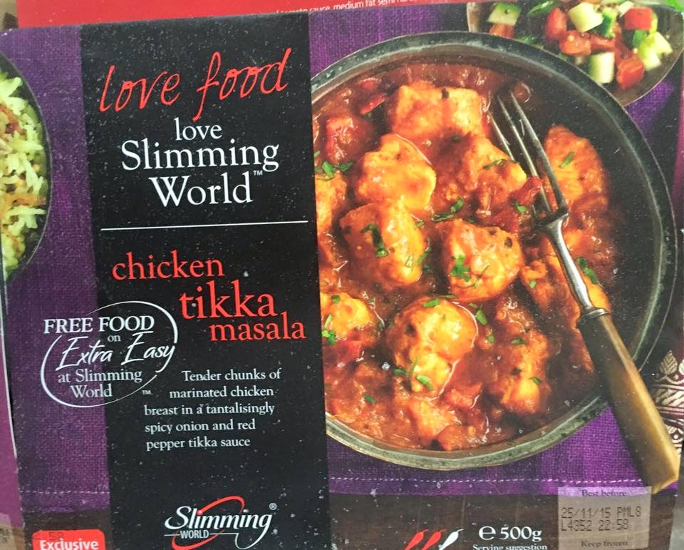 Mum Of Five Staying Sane Slimming World Ready Meals Go On