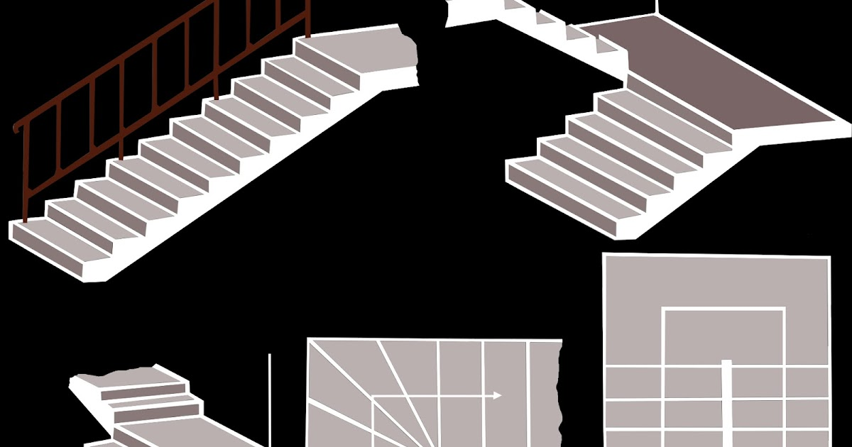Dise o de una escalera quiero reformar mi casa - Diseno de una escalera ...