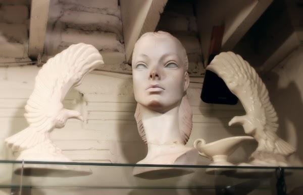 Vintage Art Mannequin #vintage #decor